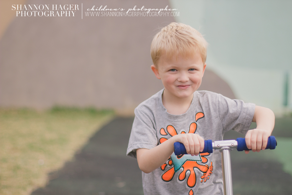 Portland Children's Portrait Photography by Shannon Hager Photography