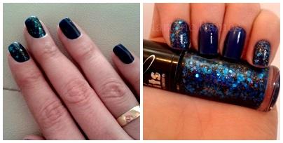 esmalte azul biônico colorama