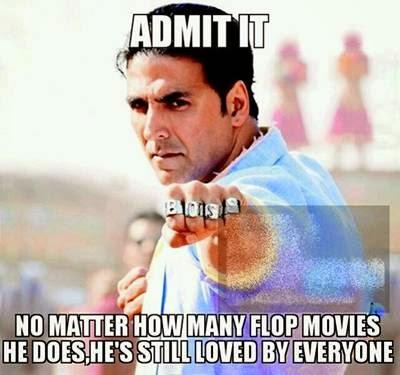 What are the best Akshay Kumar memes on the Internet? - Quora
