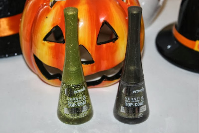 Bourjois Halloween Polishes 2013