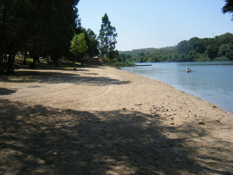 Praia Fluvial do Gameiro