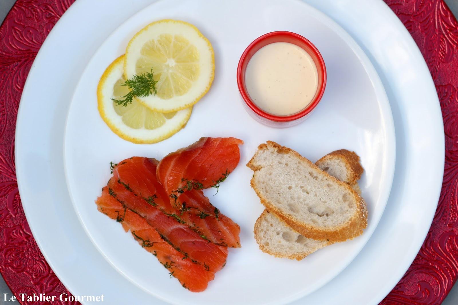 Direction la scandinavie avec ce saumon gravlax entr e - Saumon gravlax rapide ...
