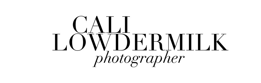 Cali Lowdermilk | Commercial Photographer