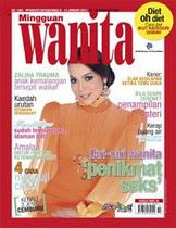 Masuk Majalah Wanita Kali ke-2