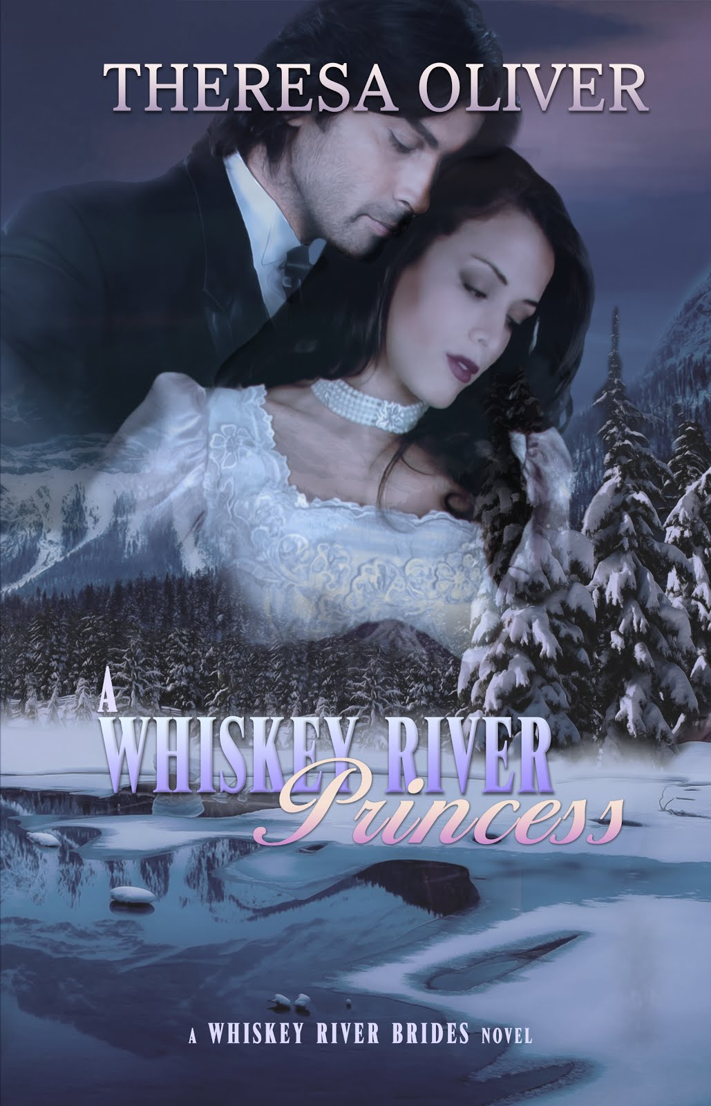 A Whiskey River Princess (Whiskey River Brides, #3)