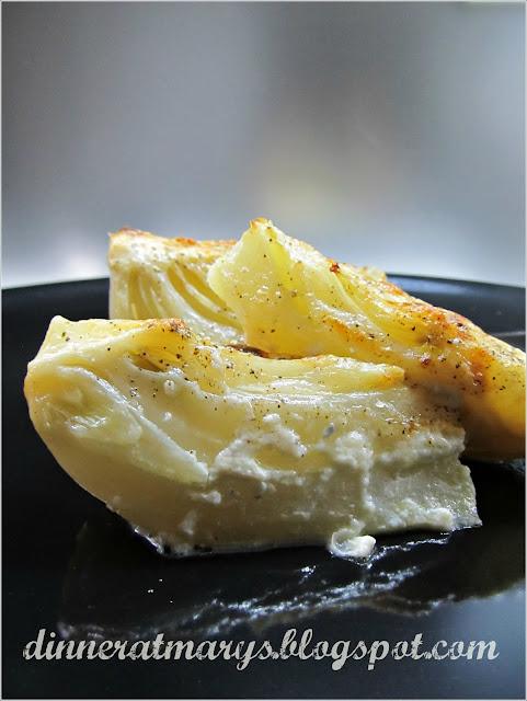finocchi ai formaggi