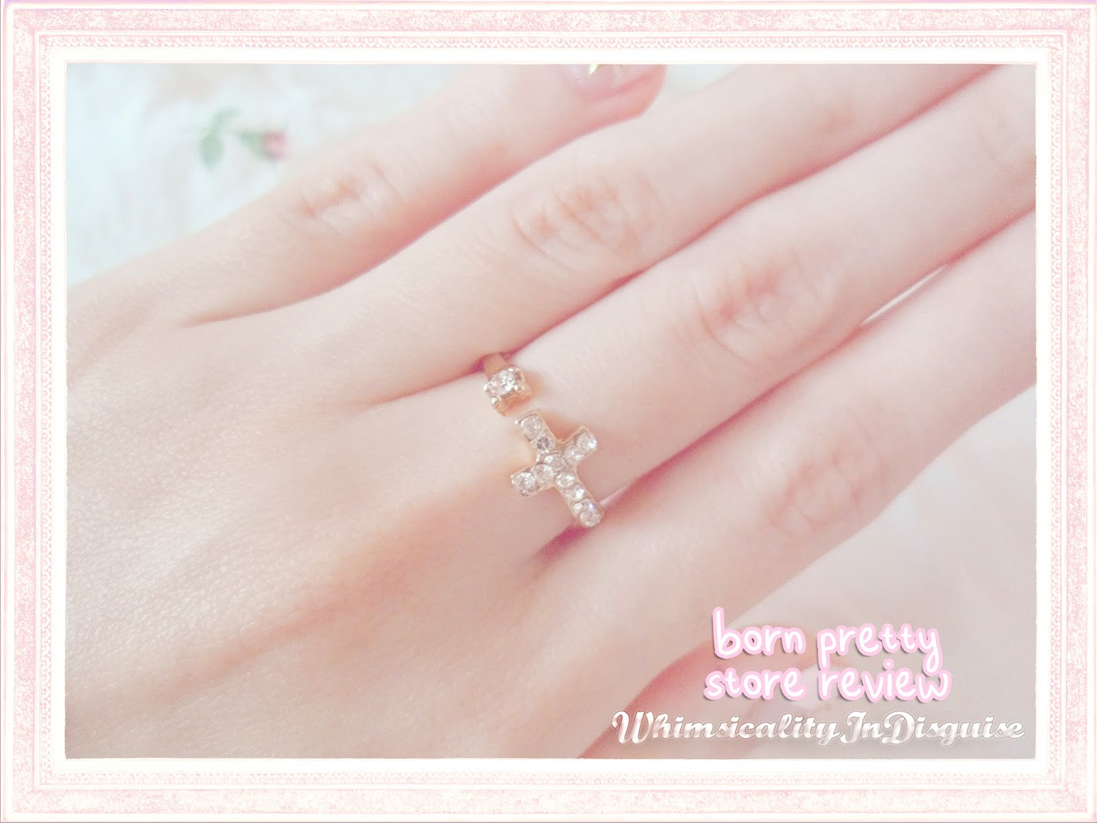 Born Pretty Store ring accessory review discount code