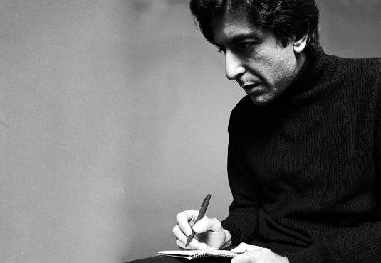 Leonard Cohen: «Ο δρόμος για τη Λάρισα»