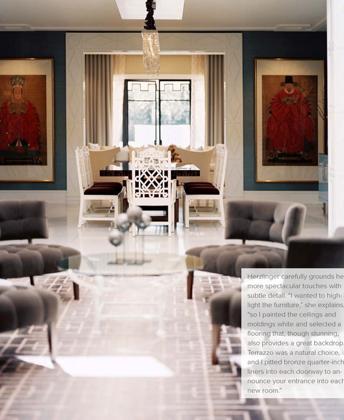 Splendid sass jamie herzlinger design in arizona for Ann wolf interior decoration