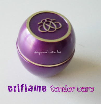 review Tender Care blackcurrant Protecting Balm