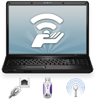 Connectify Hotspot PRO 5.0.1 Full Version + Patch