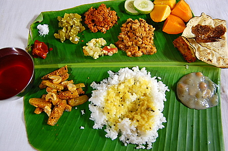 South indian food items south indian meals south indian meals on south indian recipe rice is the staple food for the people of south india consumption of wheat is less compared to north india most of the vegetarian and forumfinder Gallery