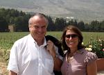 Alain MARSAUD, notre député sur la 10ème circonscription et Fabienne Blineau-Abiramia, suppléante