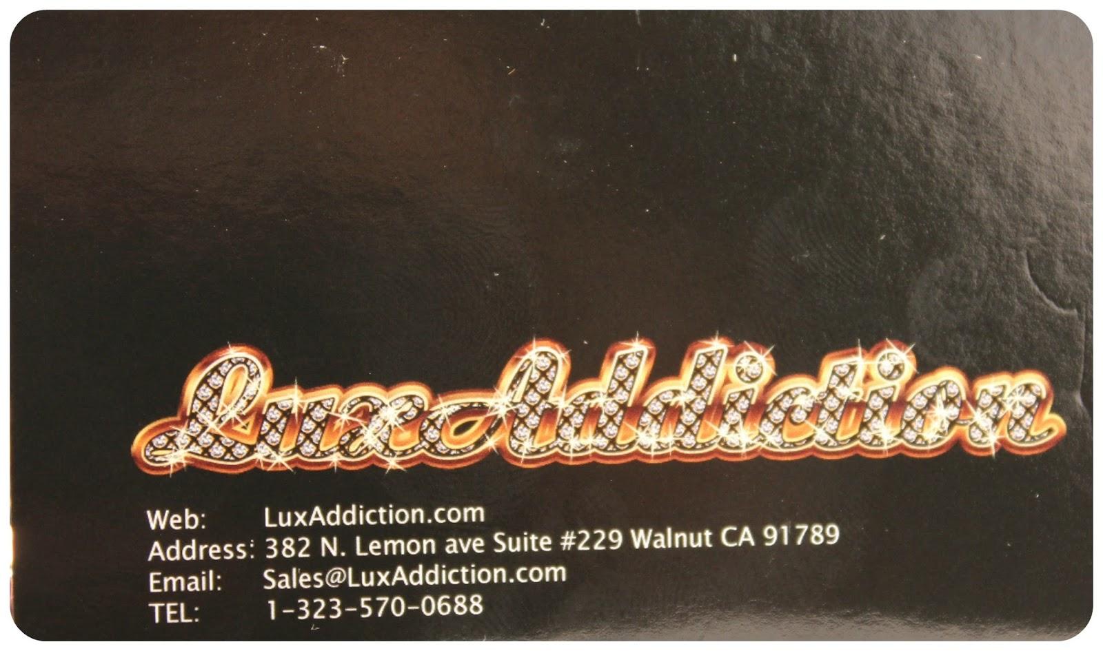 Case Design lux addiction phone case : ... Beauty Over 50!: iPhone 5 ~ Crystal iPhone 5 Case from Lux Addiction