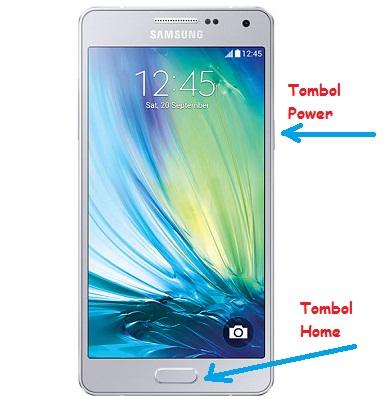 Cara Screenshot Samsung Galaxy A5 Yang Perlu Anda Ketahui