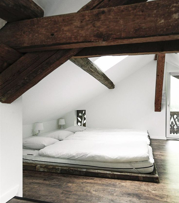 Love or not contemporary rustic minimalism my paradissi for Minimalist rustic bedroom