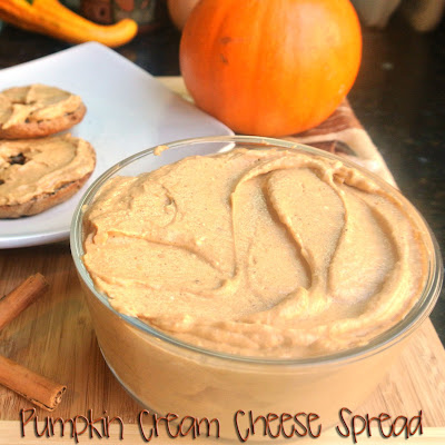 Mom, What's For Dinner?: Pumpkin Cream Cheese Spread