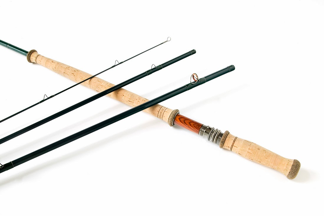 Gorge fly shop blog c f burkheimer fly rods build your for Fishing rod blanks