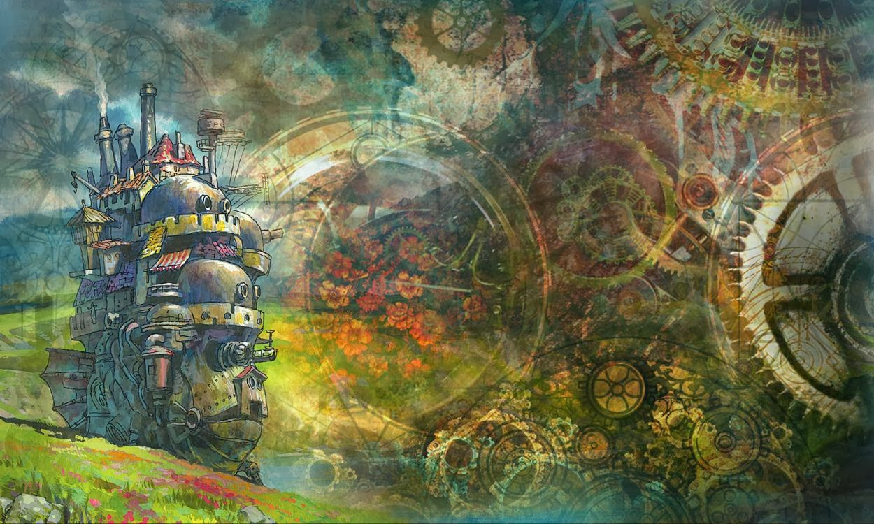 cassandra marie �� howls moving castle backgrounds