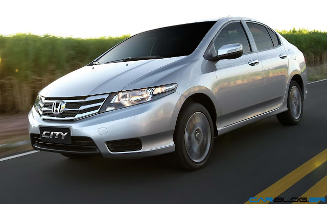 Novo Honda City 2013 EX