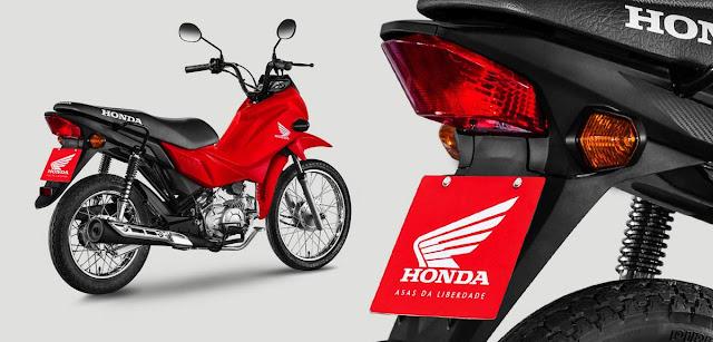 Honda POP 2016