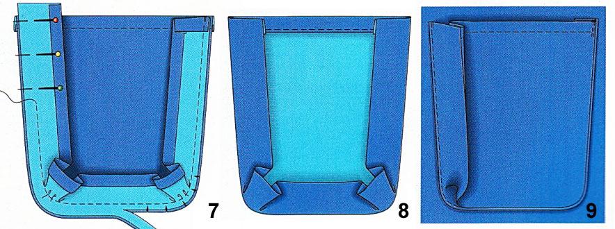 Карман-портфель