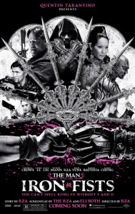 movie The Man With The Iron Fists image