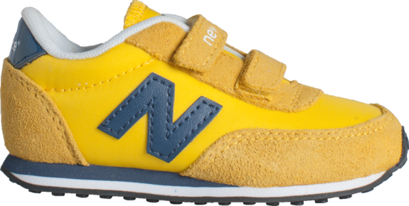 new balance niños amarillas