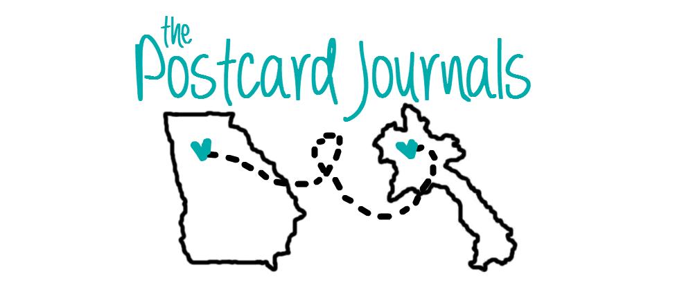 The Postcard Journals