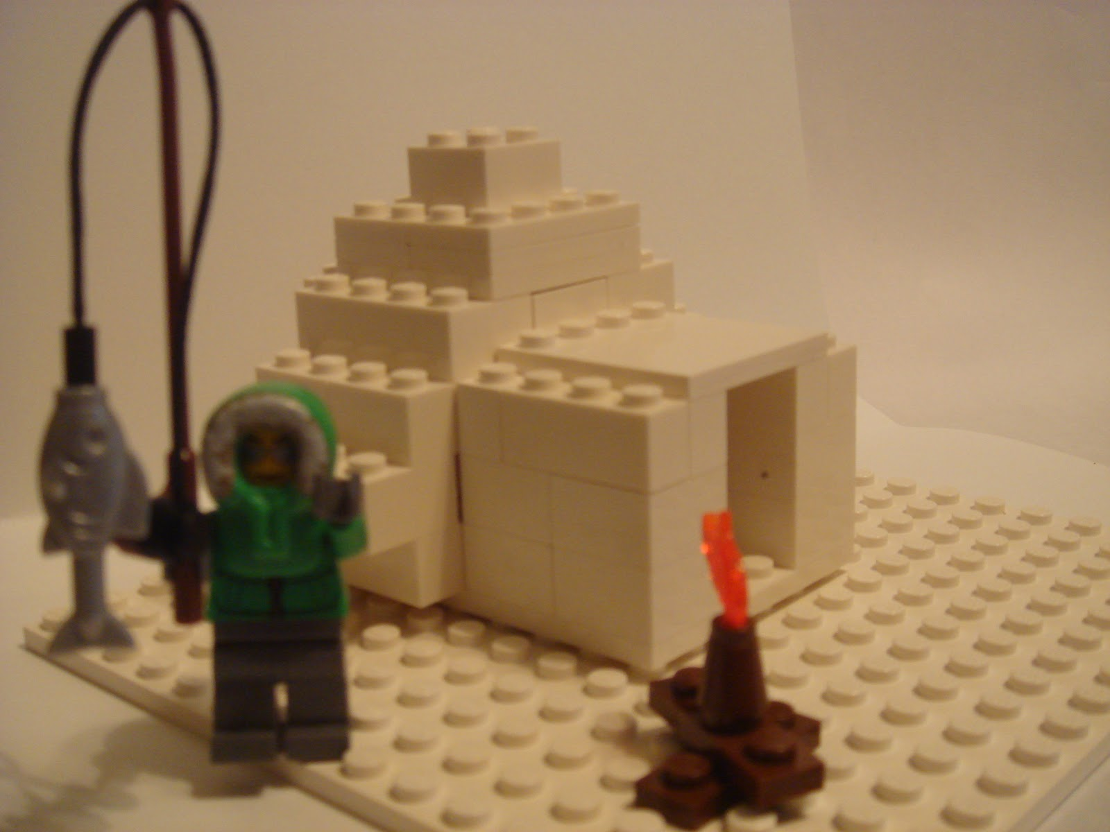 building legos with christ canada inuit igloo my father u0027s