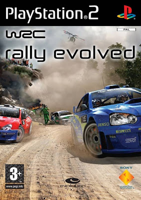WRC: Rally Evolved (PS2) 2005