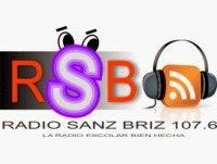 RADIO SANZ BRIZ 107.6 fm  ZARAGOZA