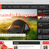 Sora Press Premium Blogger Tema