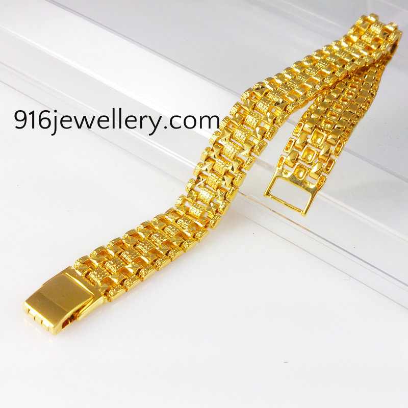 Sudhakar Gold Works Bracelets Men Women