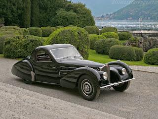 1937 Bugatti Type 57SC Atalante -Magrush.com