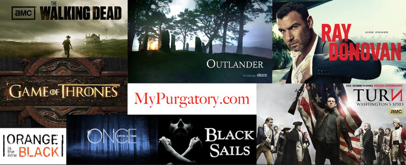My Purgatory Blog