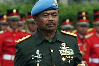 Brigjend TNI Waris