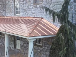 We also install metal roofing