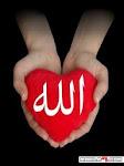 I LOVE ALLAH ...