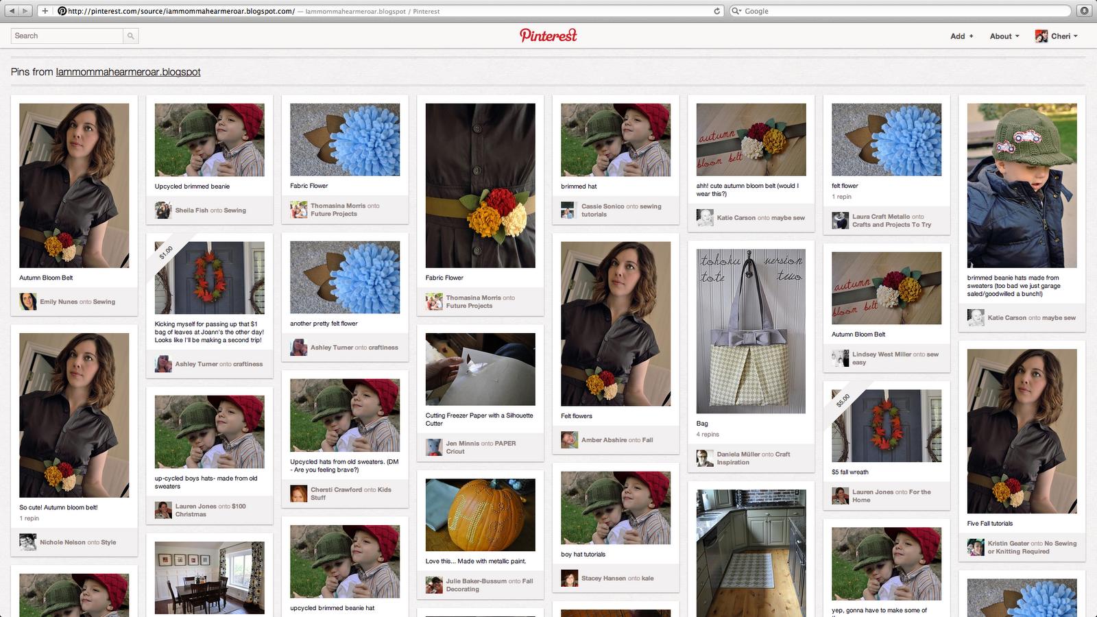 Pinterest Stuff i Like Using Pinterest Like a