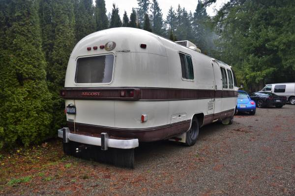 Used RVs 1973 Airstream Argosy Motorhome for Sale For Sale ...