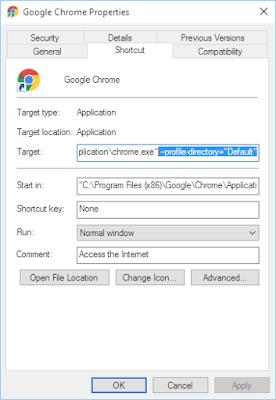 Google chrome does not open from taskbar