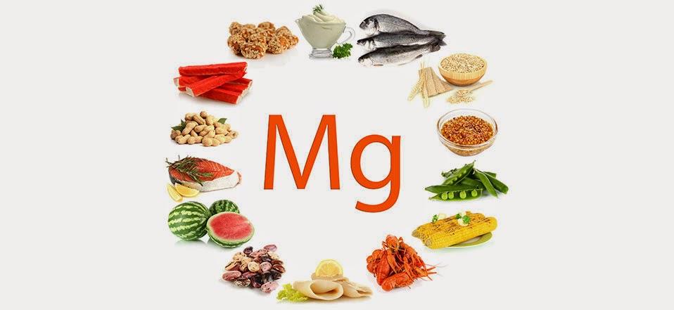 Manfaat Magnesium