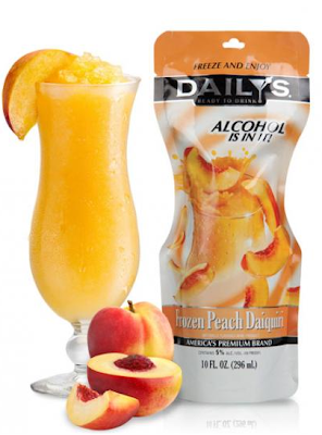 Daily's Peach Daiquiri