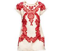 D&G rafia dress