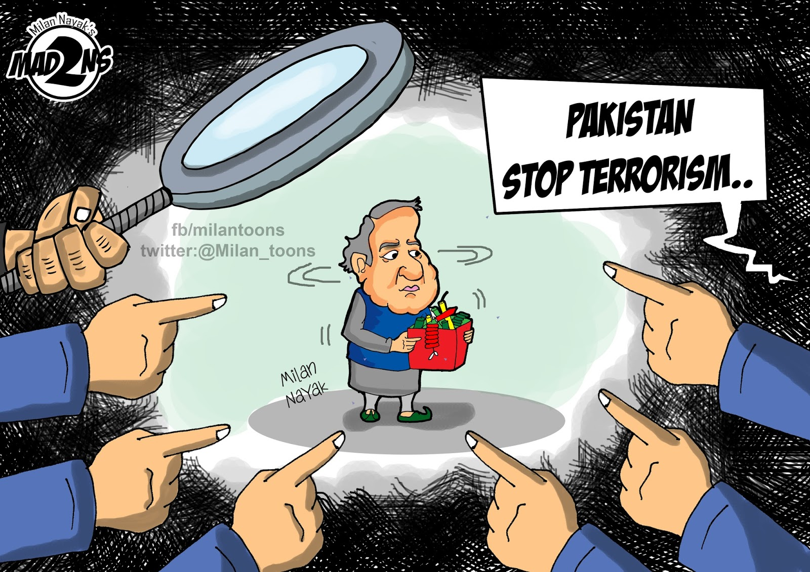 how to prevent terrorism in india