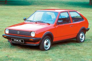 Volkswagen Polo 86c