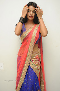 Bhavya Sri  Pictures in half saree 010.jpg