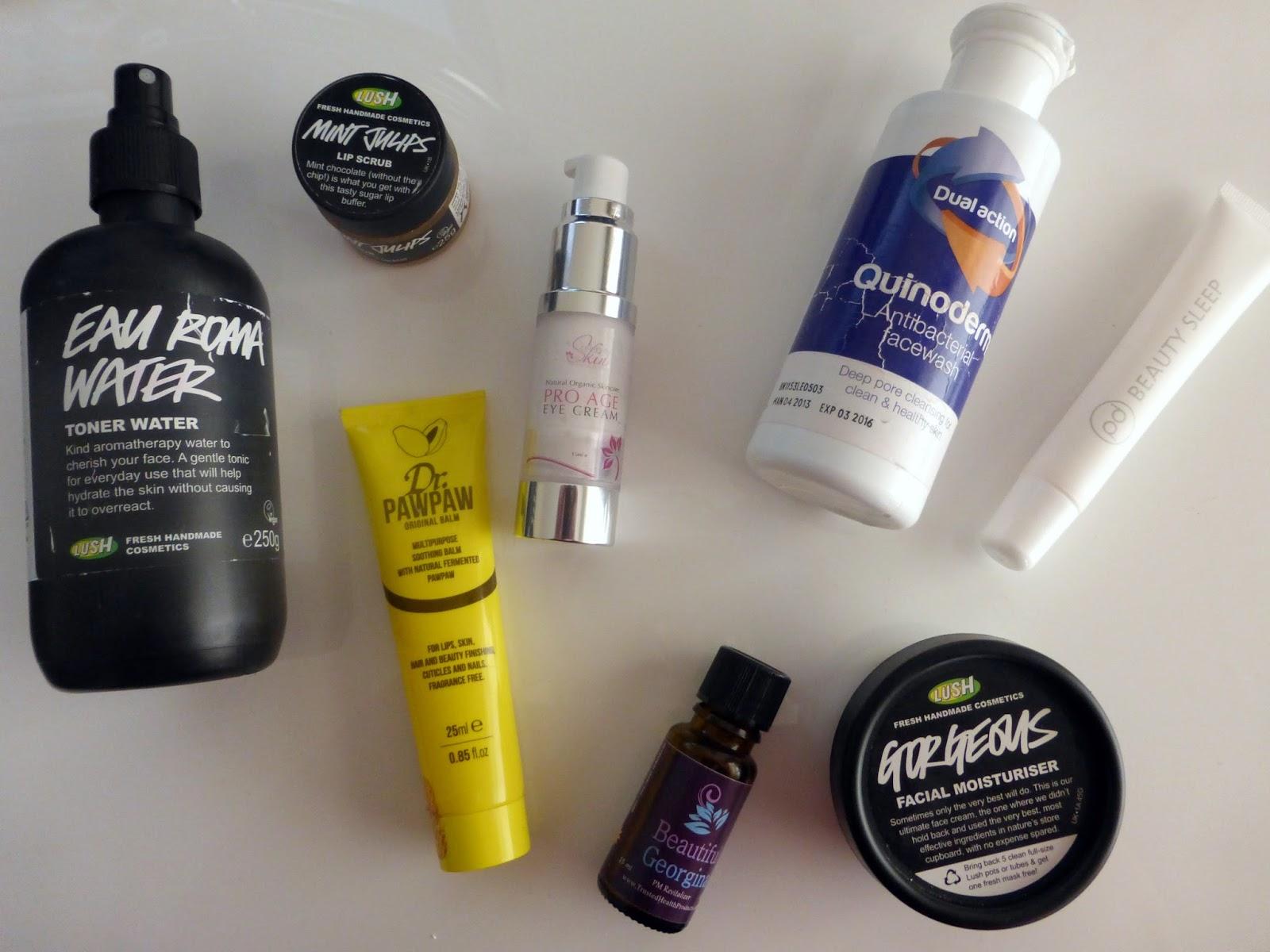 Evening Skincare