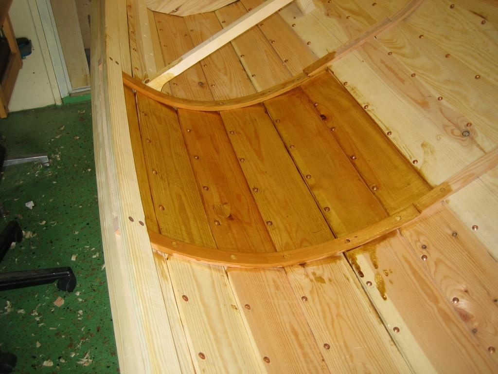 bygga eka trä